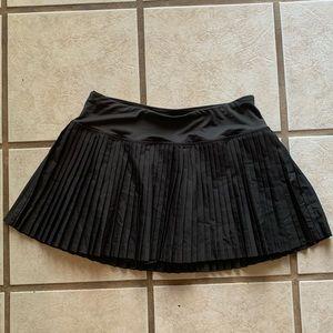 Be Inspired size medium athletic skirt black EUC